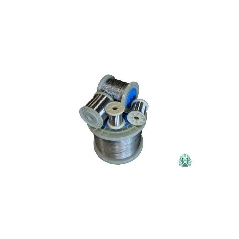 Nichrome 0,05-5mm odporový drát 2.4869 NiCr 80/20 Cronix topný drát 1-500 metrů, slitina niklu