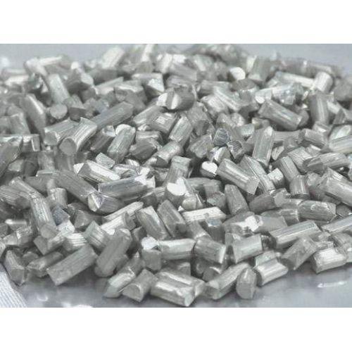 Lithium vysoce čistý 99,9% kovový prvek Li 3 granule,  Vzácné kovy