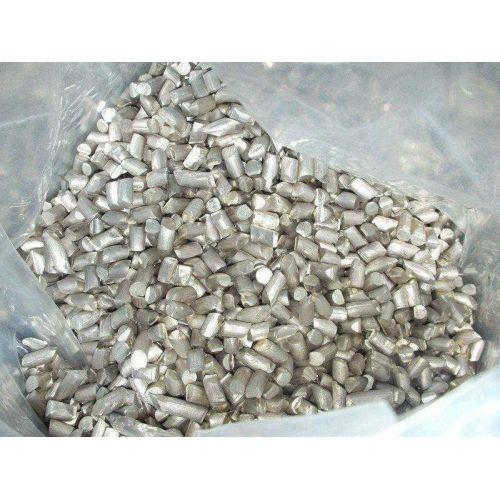 Lithium s vysokou čistotou 99,9% kovových prvků Li 3 granule, kovy vzácné