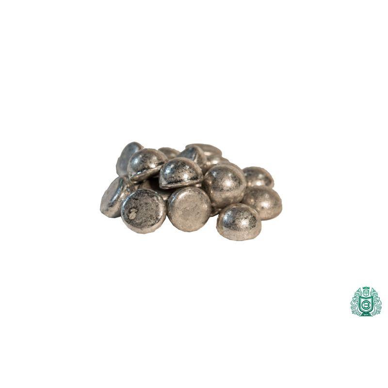 Čistý cín Sn 99,9% Pájecí kovové tyče postavy lití tyče 25gr-5kg,  Vzácné kovy
