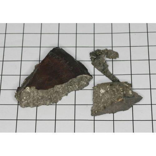 Scandium Sc 99,99% čistý kovový prvek 21 nugetů, dodávka 1gr-1kg, kovy vzácné