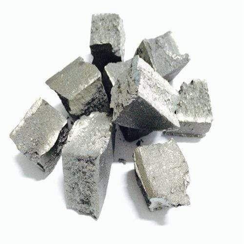 Gadoliniový kovový prvek 64 kusů Gd 99,95% Vzácné kovy Kužel, kovy Vzácné