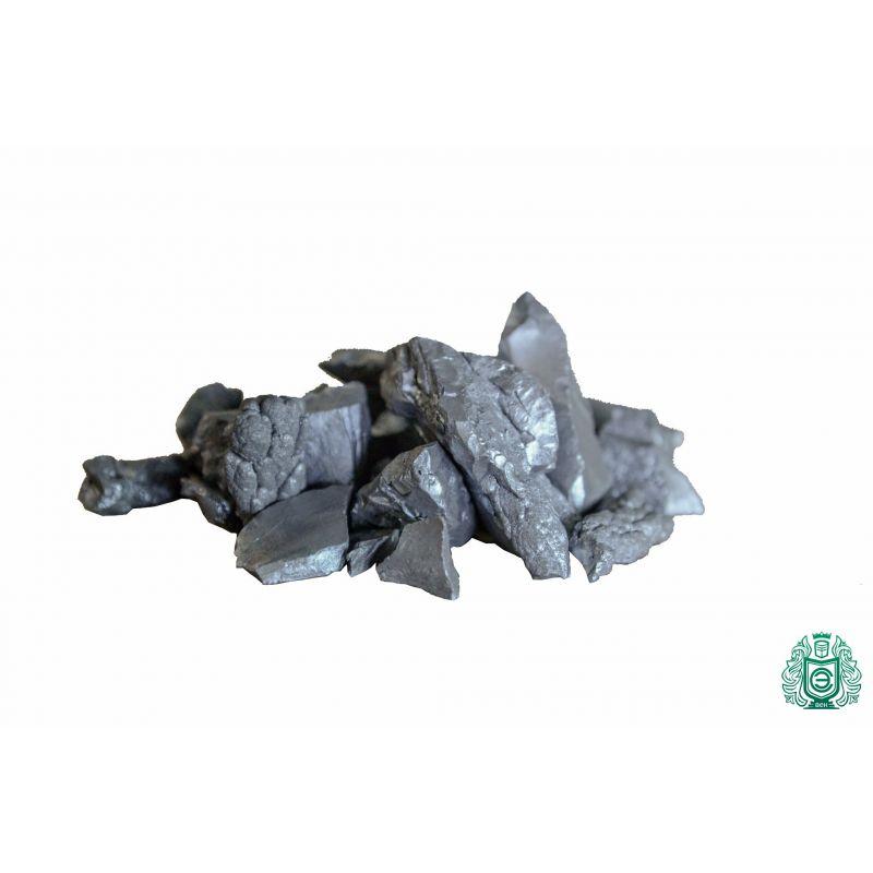 Křemík Si 99,99% čistý kovový prvek 14 Si nugget tyčí od 5 gramů do 5 kg,  Vzácné kovy
