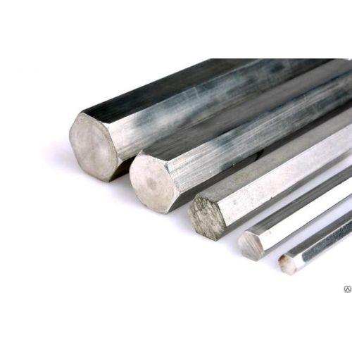 Hliníkový šestihran Ø 13-36mm Hliníková šestihranná tyč, volitelná šestistěnná hliníková tyč, hexagonální, hliník