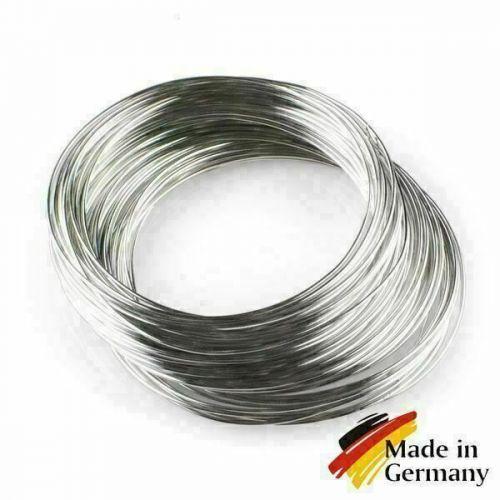 Pružinový ocelový drát 0.1-10mm pružinový drát 1.4310 nerezová ocel 301 nerez 1-200 metrů,  nerezová ocel