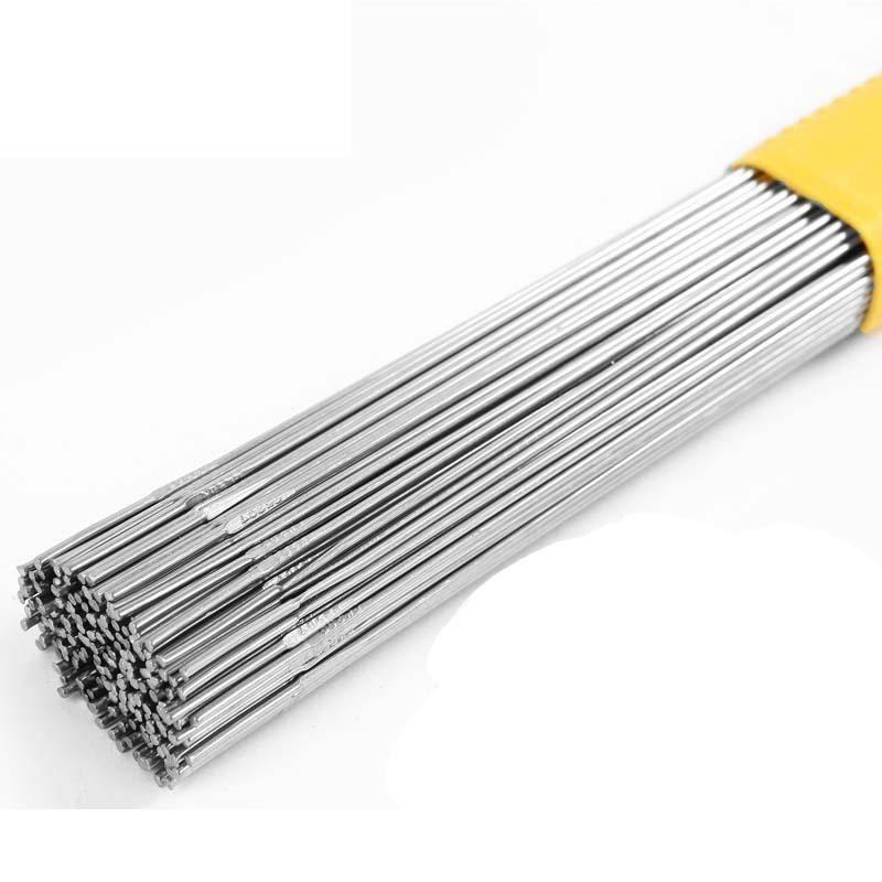 Svařovací elektrody Svařovací dráty z nerezové oceli Ø 0,8–5 mm, svařovací tyče TIG 1.4316 308L,  Svařování a pájení