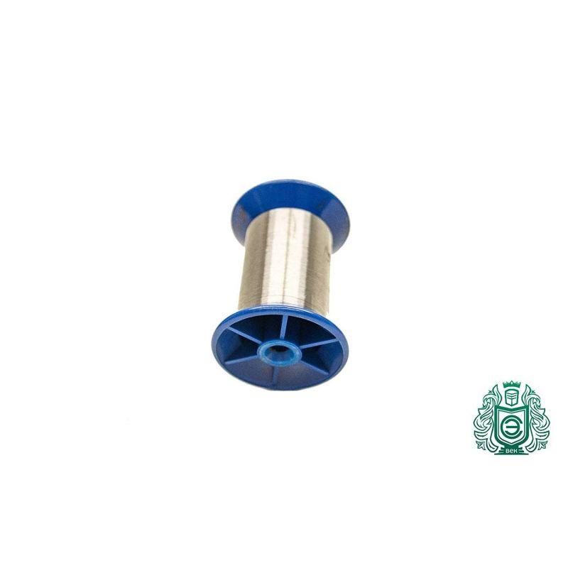 Nerezový drát Ø 0,035 až Ø 0,05 vázací drát 1.4430 zahradní drát 316l řemeslný drát,  nerezová ocel