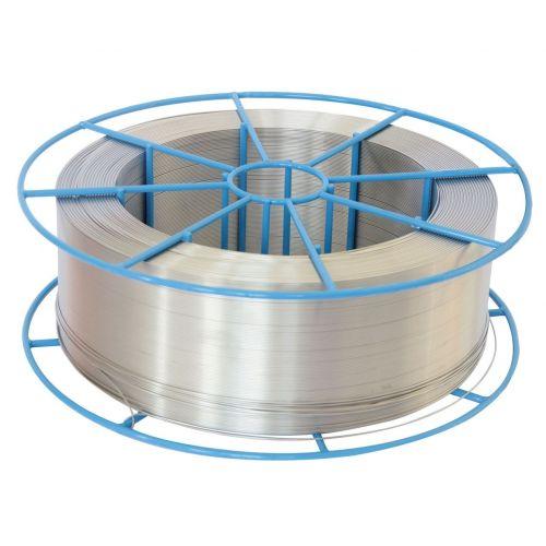 Svařovací drát z nerezové oceli Ø 0,6–5 mm ochranný plyn V2A ochranný plyn EN 1.4370 MIG MAG 307LSi 0,5-25kg,  Svařování a pájen