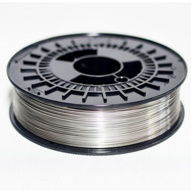 Svařovací drát z nerezové oceli V2A ochranný plyn Ø 0,6 - 5 mm EN 1,4576 MIG MAG 318Si 0,5-25 kg,  Svařování a pájení