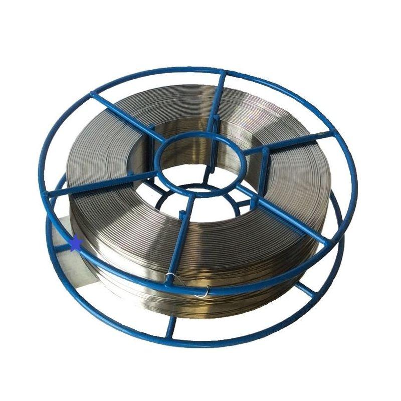 Svařovací drát z nerezové oceli V2A ochranný plyn Ø 0,6 - 5 mm EN 1,4718 MIG MAG HB600 0,5-25 kg,  Svařování a pájení