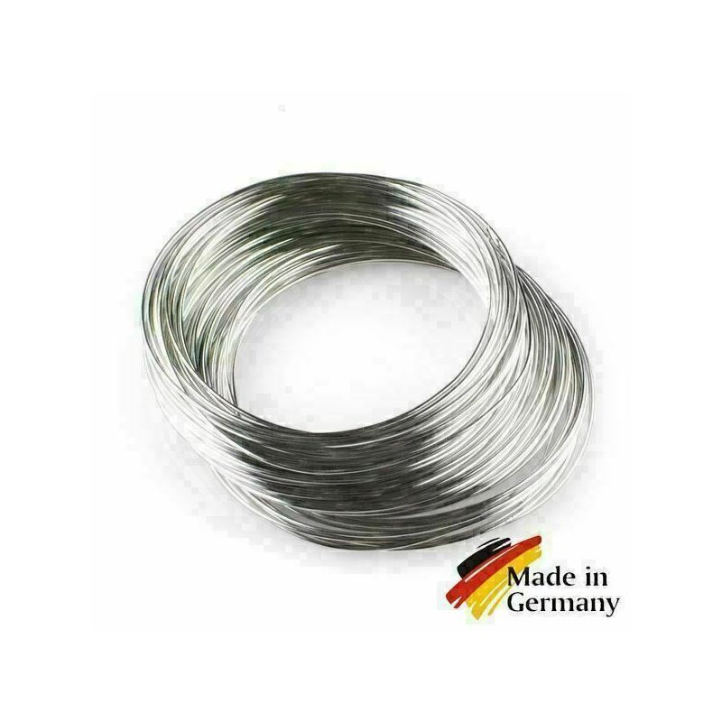 Pružinový ocelový drát 0.1-10mm pružinový drát 1.4310 nerezová ocel 301 nerezavějící 1-200 metrů, nerezová ocel