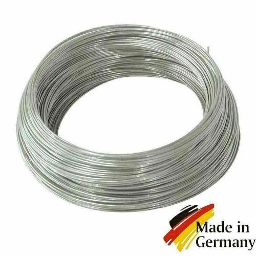 Pružinový ocelový drát 0,1-10 mm pružinový drát 1,4310 nerezová ocel 301 nerezavějící 1-200 metrů, nerezová ocel