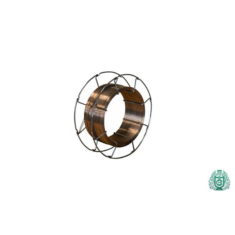 Měděný svařovací drát CuSn6 Ř 0,6 - 5 mm bronzové svařování We-Nr 2,1022 0,5-25 kg,  Svařování a pájení