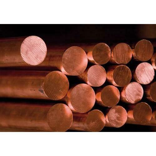 Tyč Ø2-25mm měď 2.0090 kulatá tyč С10999 tyč Cu kulatý materiál 2 metry, měď