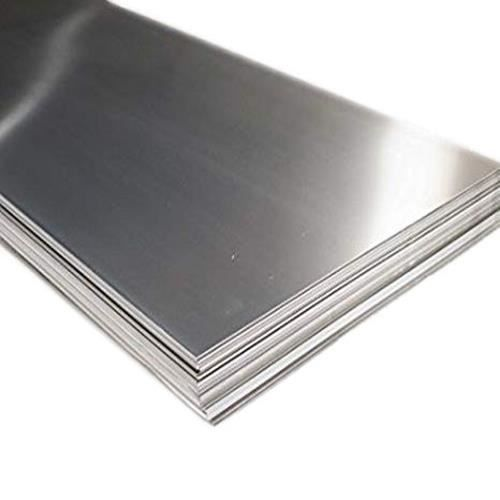 Plech z nerezové oceli 0,5 mm - 1 mm V2A 1.4301 desky řezané na velikost 100 mm až 1000 mm, nerezová ocel