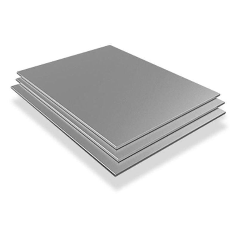 Plech z nerezové oceli 2,5mm-3mm V2A 1.4301 desky řezané na velikost 100 mm až 1000 mm, nerezová ocel