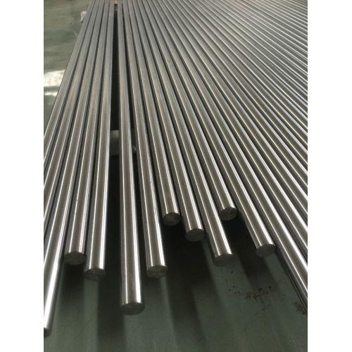 Titanová 5 bar Ti 6Al-4V kulatá tyč 3,7164 dia 20-200mm plná hřídel 0,1-2,5 m, titan