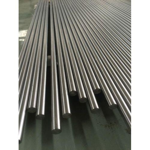 Prut Titanium Grade 5 Ø0,8-70mm kulatý prut B348 3,7165 plný hřídel 0,1-2 metry, titan