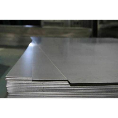 Titanový plech 3 mm 3,7035 stupně 2 plechy Desky řezané od 100 mm do 2000 mm, titan