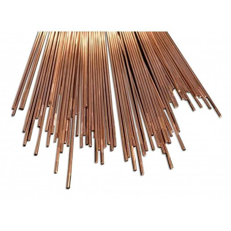 Svařovací elektrody Svařovací drátěná ocel o průměru 0,8–5 mm, svařovací tyče 80S-b2 SG CrMo1,  Svařování a pájení