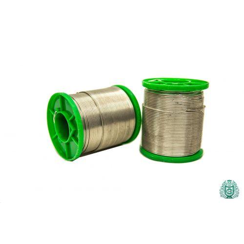 Pájecí cín SnAg2.5 stříbrný drát průměr 2mm bez tekutého olova bez obsahu 25gr-1kg,  Svařování a pájení
