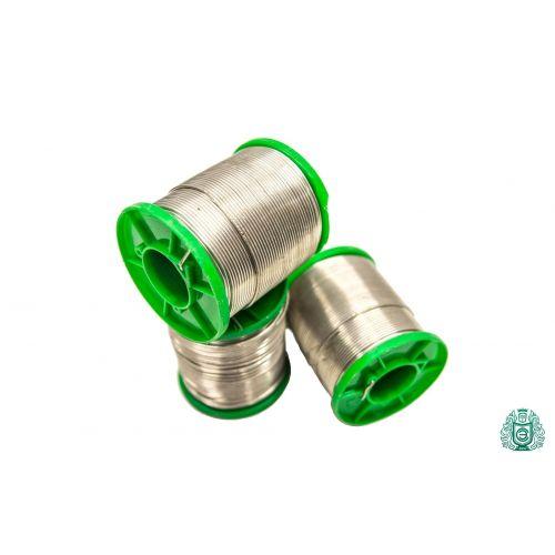 Pájecí cín Sn99Cu1 prům 1,5 mm s tekutinou 2,5% bez obsahu olova 25gr-1 kg,  Svařování a pájení