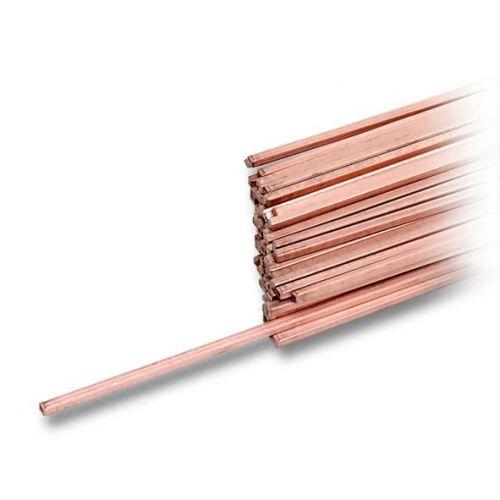 Tyče L-Ag15P 2 mm slitina měď-fosfor-stříbro 25gr-1kg pájecí drát, svařování a pájení