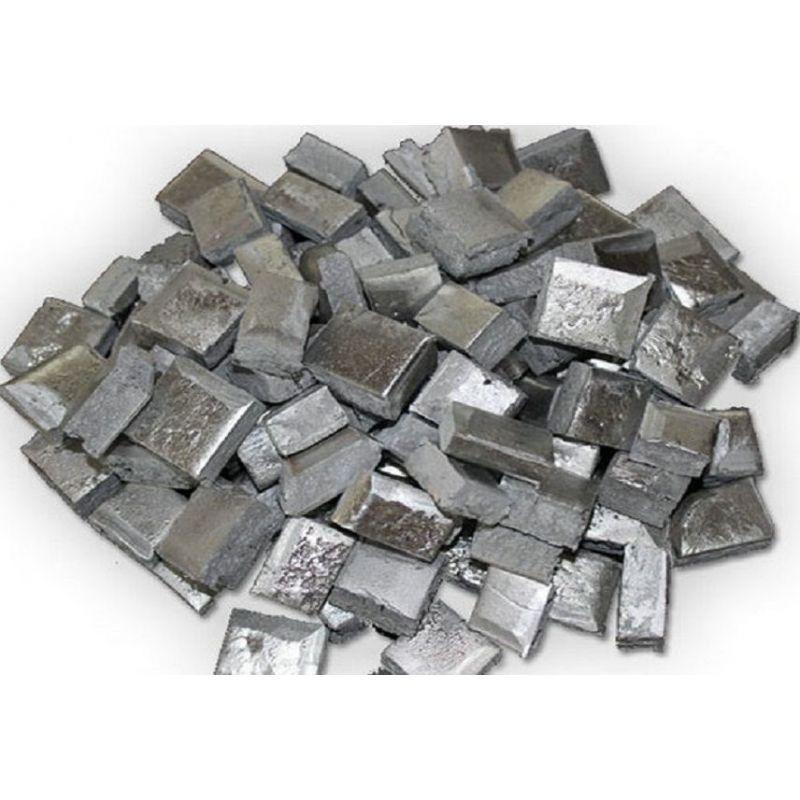 Scandium Aluminium AlSc Aluminium 98% Scandium 2% nugetky 5-10 kg