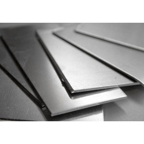 Desky 3mm niklové slitiny 100 až 1000 mm nikl 200 niklových listů