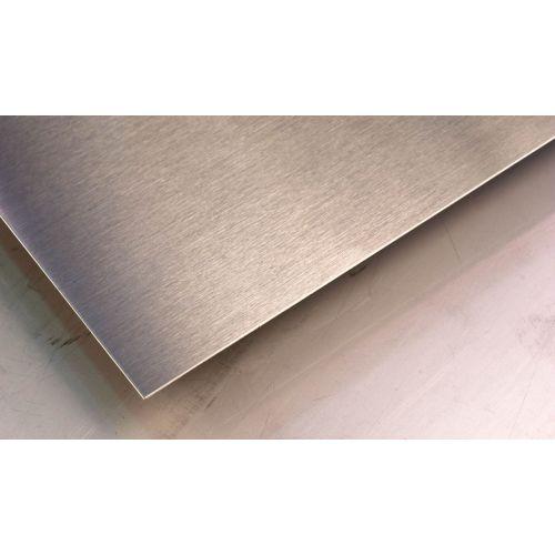 0,7 mm až 20 mm niklové slitinové desky 100 až 1000 mm Inconel 600 niklových listů