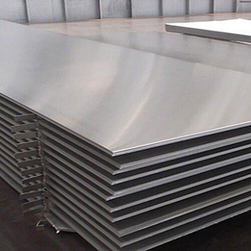 Desky ze slitiny niklu 2 mm až 10 mm, 100 mm až 1 000 mm Inconel 601, niklové listy