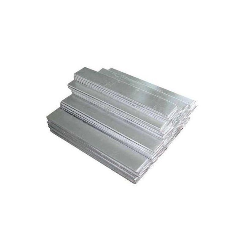 Zinek 99% čistý anodový plech 10x200x50-10x200x1000mm surové galvanické elektrolyty