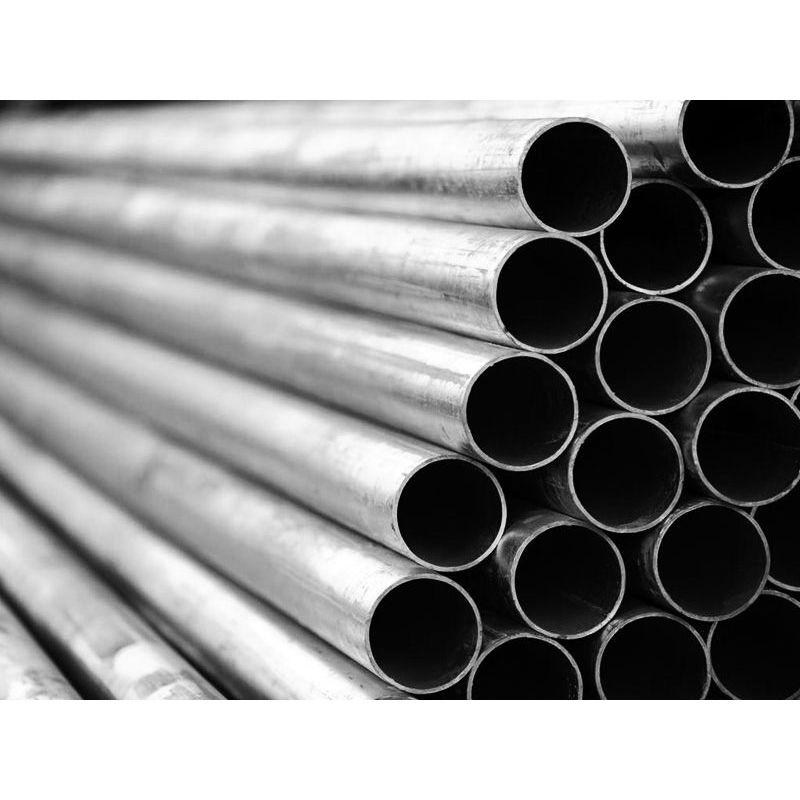 Kruhová trubka, ocelová trubka, trubka se závitem, trubka zábradlí o průměru 7x1,2 až 80x2mm