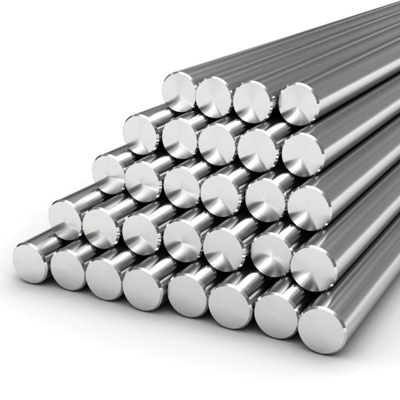Nerezová tyč 2-120 mm Gost 08x18h10t kulatý tyčový profil kulatá ocelová tyč 0,5-2 metry