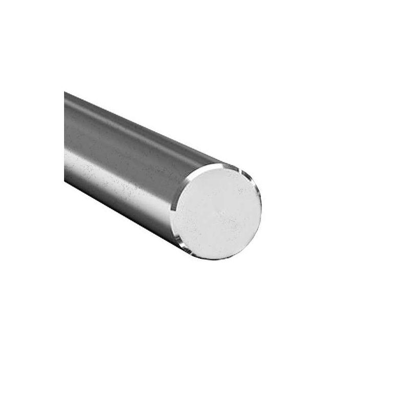 Tyč Gost 09g2s s kruhovým profilem 2-120 mm, kulatá ocelová tyč, 0,5-2 metry
