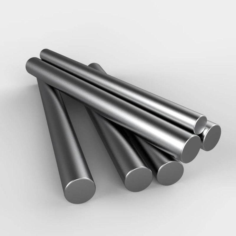 Gost 38h2mua tyč 2-120 mm kulatý profil tyče kulatá ocelová tyč 0,5-2 metry