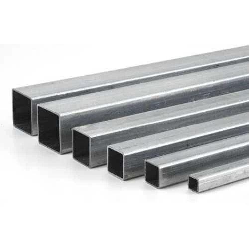 Čtvercová trubka z nerezové oceli 304, čtvercová trubka 20x20x2mm-60x60x2mm, 2 metry