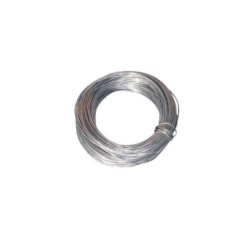 Zinkový drát 2 mm 99,9% pro elektrolytické galvanické pokovování řemeslných anodových šperků