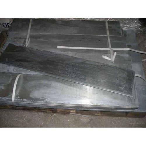 Kadmium 99,9% čistá anodová plechová deska 10x300x1000mm galvanická elektrolýza