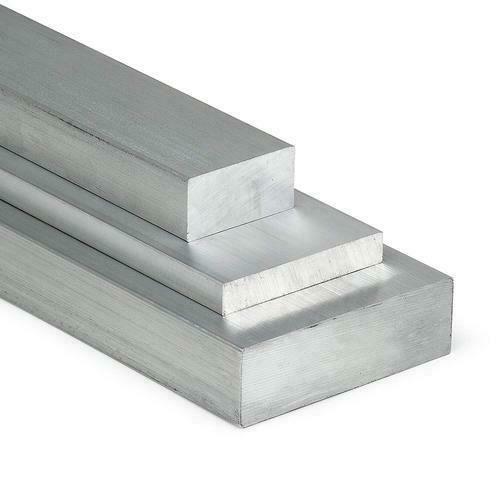 Hliníková plochá tyč 30x2mm-90x12mm AlMgSi0.5 plochý hliníkový hliníkový profil 0,5 metru