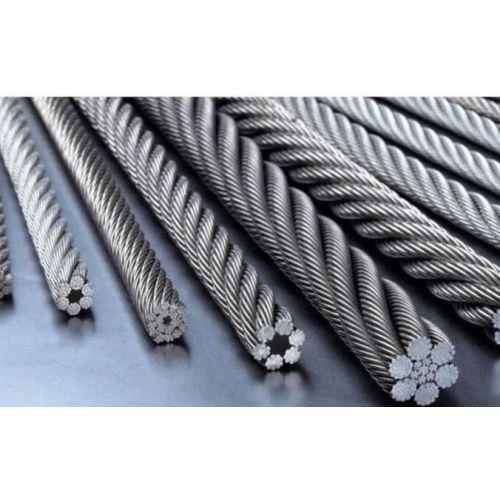 Nerezové ocelové lano 1-8 mm V4A 1.4401316 7x7 a 7x19 ocelové lano 5-250 metrů