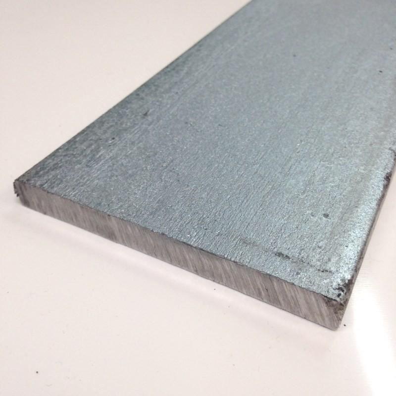 Nerezová plochá tyč 30x2mm-90x10mm pásy plechu řezané na 0,5 až 2 metry