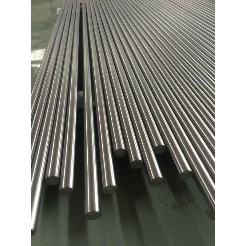 Titanová tyč 5 titanová tyč Ø80-230mm Titanová kulatá tyč 3.7165 B348 plná hřídel 10mm-750mm