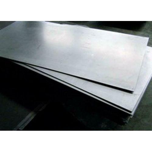 Titanový plech třídy 5 4 mm deska 3.7165 Titanový plech řez 100 mm až 2000 mm