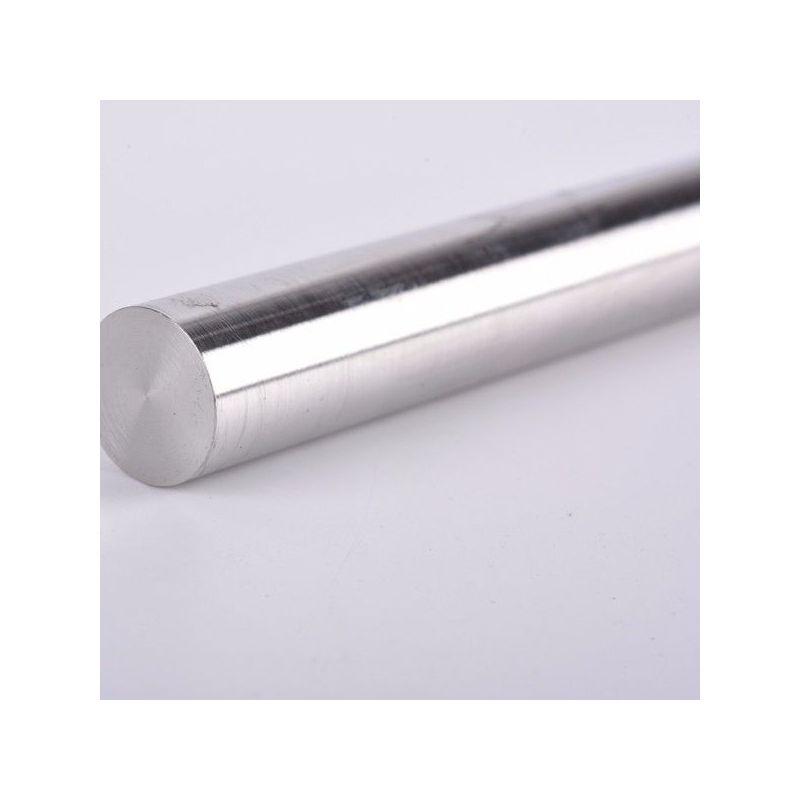 Kobaltová kovová kulatá tyč 99,9% od Ø 2 mm do Ø 120 mm Co Element 23,  Vzácné kovy