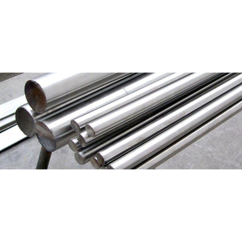 Hafnia kovová kulatá tyč 99,9% od Ø 2 mm do Ø 20 mm Hafnium Hf Element 72,  Vzácné kovy
