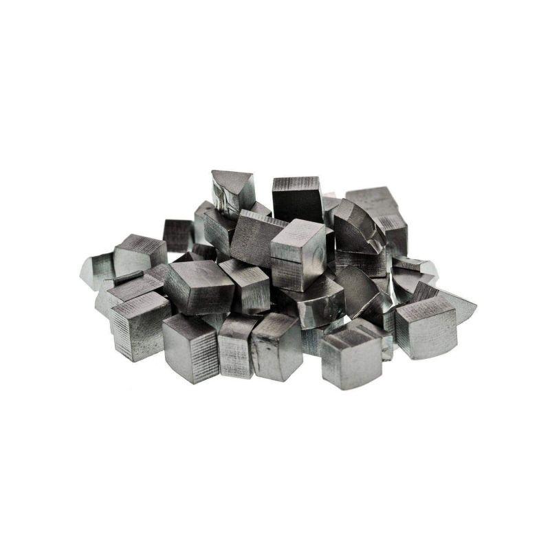 Čistota Hafnium 99,9% čistý kovový prvek 72 barů 5gr-5kg Hf kovové bloky, kovy vzácné