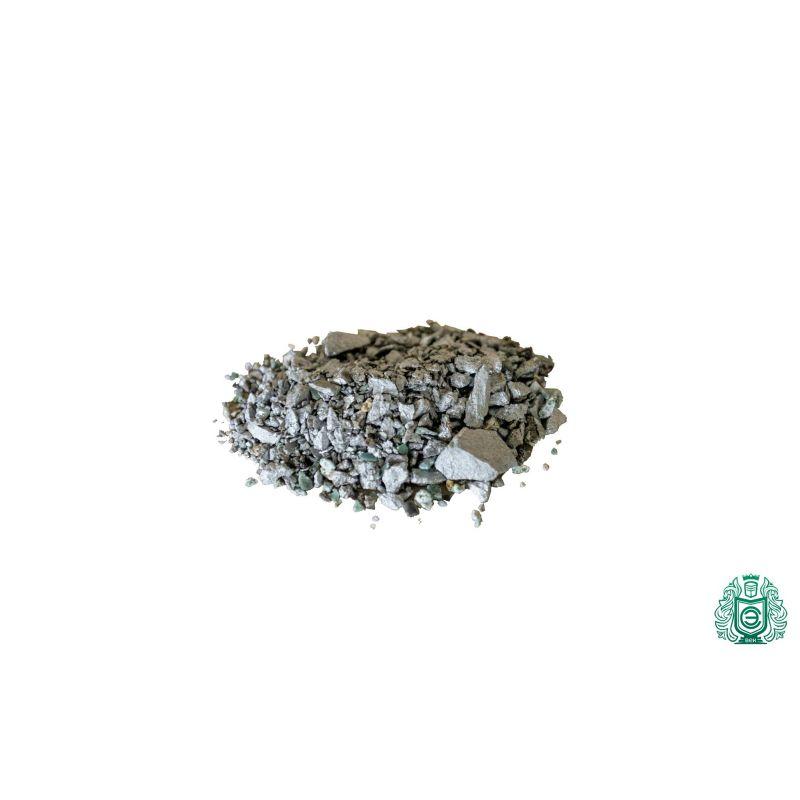 FeMo70 granule molybdenu ferromolybden železo molybden 70% čistý kov 5gr-5kg,  Vzácné kovy