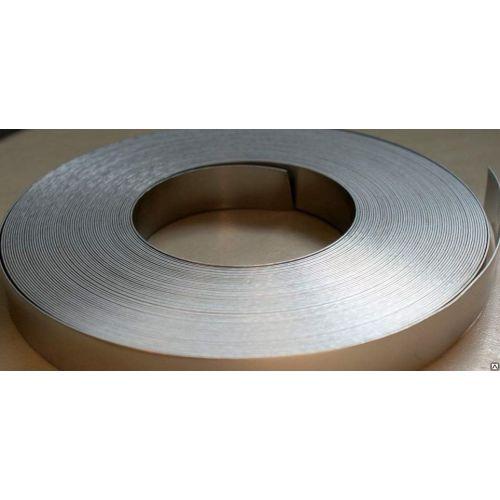 Pásová páska z plechu 1x6mm až 1x7mm 1,4860 Nichrome folie s páskou plochý drát 1-100 metrů,  Slitina niklu