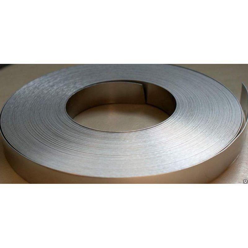 Páska plechová páska 1x6mm až 1x7mm 1,4860 nichromová foliová páska plochý drát 1-100 metrů, slitina niklu